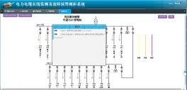 2018.11.17河北新兴铸管午汲站电缆故障报警案例